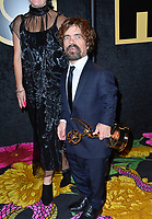LOS ANGELES, CA. September 17, 2018: Peter Dinklage at The HBO Emmy Party at the Pacific Design Centre.<br /> Picture: Paul Smith/Featureflash