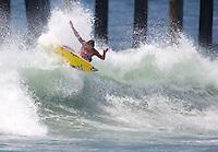 Gony Zubizarreta. 2009 ASP WQS 6 Star US Open of Surfing in Huntington Beach, California on July 23, 2009. ..