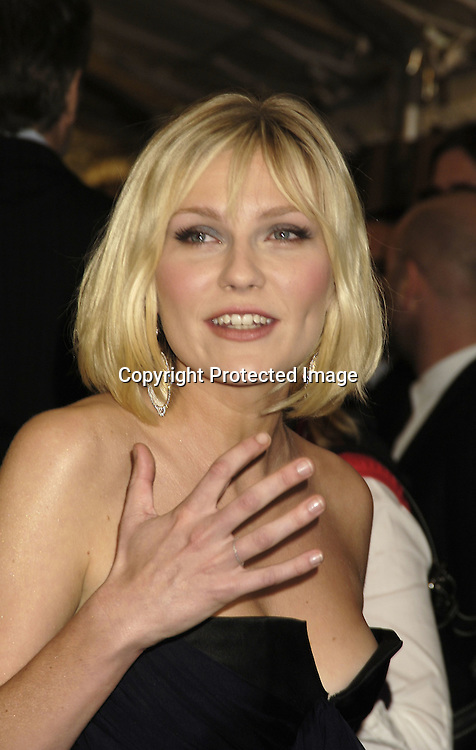 "Kirsten Dunst ..at The New York Premiere of ""Elizabethtown""  on     October 10, 2005 at The Loews LIncoln Square. ..Photo by Robin Platzer, Twin Images"