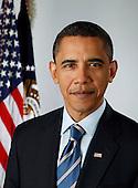 Washington, DC - January 13, 2009 -- Official portrait of President-elect Barack Obama on Tuesday, January 13, 2009..Credit: Pete Souza - Obama Transition Team via CNP
