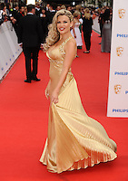 Melinda Messenger arriving for the BAFTA Television Awards 2010 at the London Palladium. 06/06/2010  Picture by: Steve Vas / Featureflash
