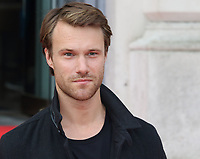Hugh Skinner at the Film4 Summer Screen: The Wife Opening Gala at Somerset House, Strand, London, England, UK on Thursday 9th August 2018.<br /> CAP/ROS<br /> &copy;ROS/Capital Pictures