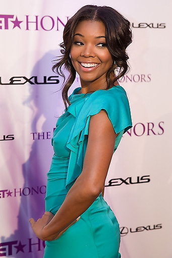 Slug: 2011 BET Honors.Date: 01-16-2011.Photographer: Mark Finkenstaedt.Location:  Wagner Theater, Washington DC.Caption:  2010 BET Honors - Wagner Theater Washington DC.Gabrielle Union.