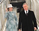 King & Queen Belgians arrival selects_