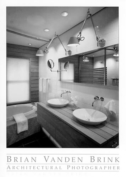 BATH / SPA ROOM<br /> Private Residence<br /> Martha's Vineyard, Massachusetts<br /> Mark Hutker & Associates, Architects © Brian Vanden Brink, 2004