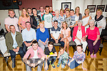 Gary Murphy from Ballinorig Tralee celebrating his 21st birthday with friends and family at the Brogue Inn on Friday night