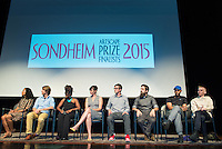 Sondheim Awards 2015