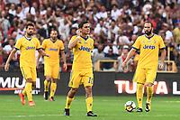 delusione Juventus dejection<br /> Genova 26-08-2017 Stadio Marassi Calcio Serie A 2017/2018 Genoa -<br /> Juventus Foto Imagesport/Insidefoto