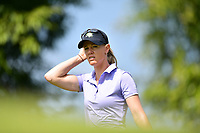 SINGAPORE - FEBRUARY 01: Amy Olson of USA on the 2nd tee during the second round of the HSBC Women's World Championship 2019 at Sentosa Golf Club - Tanjong Course, Singapore on March 01, 2019.<br /> .<br /> .<br /> .<br /> (Photo by: Naratip Golf Srisupab/SEALs Sports Images)<br /> .<br /> Any image use must include a mandatory credit line adjacent to the content which should read: Naratip Golf Srisupab/SEALs Sports Images