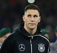 Niklas Süle (Deutschland Germany) - 19.11.2018: Deutschland vs. Niederlande, 6. Spieltag UEFA Nations League Gruppe A, DISCLAIMER: DFB regulations prohibit any use of photographs as image sequences and/or quasi-video.