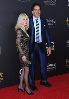 04 November 2018 - Beverly Hills, California - Carla Ferrigno, Lou Ferrigno. 22nd Annual Hollywood Film Awards held at Beverly Hilton Hotel. <br /> CAP/ADM/BT<br /> &copy;BT/ADM/Capital Pictures