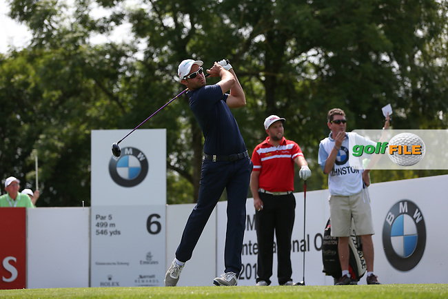 Bernd Ritthammer (GER) during Round One of the 2015 BMW International Open at Golfclub Munchen Eichenried, Eichenried, Munich, Germany. 25/06/2015. Picture David Lloyd | www.golffile.ie