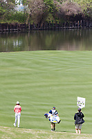 Tommy Fleetwood (ENG) on the 12th during the 3rd round at the WGC Dell Technologies Matchplay championship, Austin Country Club, Austin, Texas, USA. 24/03/2017.<br /> Picture: Golffile   Fran Caffrey<br /> <br /> <br /> All photo usage must carry mandatory copyright credit (&copy; Golffile   Fran Caffrey)