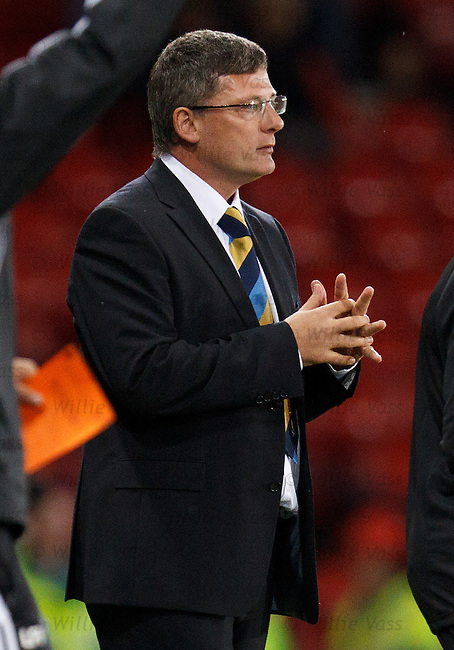 Craig Levein hoping and praying for a last gasp miracle