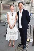 Donna Air at the Victoria and Albert Summer Party held at the Victoria and Albert Museum in London, UK. <br /> 21 June  2017<br /> Picture: Steve Vas/Featureflash/SilverHub 0208 004 5359 sales@silverhubmedia.com