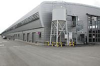 Besuch im ICE-Werk Leipzig..Im Bild: Die moderne Werkhalle. Foto: Jan Kaefer / aif
