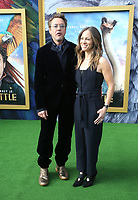 11 January 2020 - Westwood, California - Robert Downey Jr., Susan Downey. the premiere of Universal Pictures' Dolittle held at the Regency Village Theatre. Photo Credit: FS/AdMedia