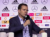 Manager Nationalmannschaft Oliver Bierhoff - 15.05.2018: Vorläufige WM-Kaderbekanntgabe, Deutsches Fußballmuseum Dortmund