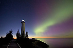 Lighthouses, Upper Peninsula of Michigan/MN