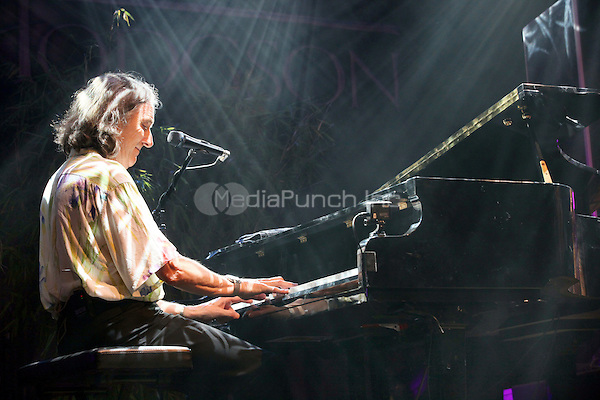 "Roger Hodgson (Supertramp) perfoms during his ""Breakfast in America Tour 2013"" at Tollwood in Munich, 07.07.2013. Photo by Lennox/insight media /MediaPunch Inc. ***FOR USA ONLY***"