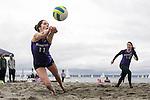 UW Sand Volleyball 4/5/14