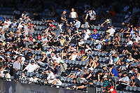 Fans and supporters.<br /> New Zealand Blackcaps v England. 1st day/night test match. Eden Park, Auckland, New Zealand. Day 1, Thursday 22 March 2018. &copy; Copyright Photo: Andrew Cornaga / www.Photosport.nz