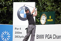 Paul McGinley in action during his third round of the 2008 BMW PGA Championship at the Wentworth Club, Surrey, England - 24th May 2008 (Photo by Manus O'Reilly/GOLFFILE)