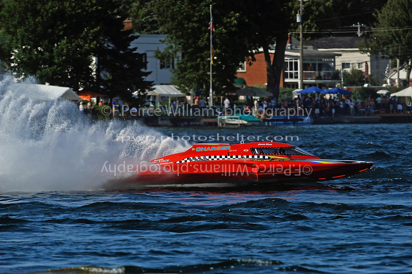 "Jimmy Shane, GP-10 ""The Charger"" (Grand Prix Hydroplane(s)"