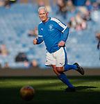 24.3.2018: Rangers legends match:<br /> John MacDonald