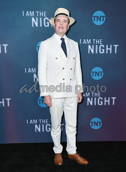 """09 May 2019 - North Hollywood, California - Jefferson Mays. Emmy FYC for TNT'S """"I Am the Night"""" held at the Saban Media Center at the Television Academy. Photo Credit: Birdie Thompson/AdMedia"""