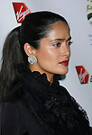 HOLLYWOOD, CA. - October 23: Actress Salma Hayek arrives at the Sir Richard Branson Charity Event Rock The Kasbah Benefitting Virgin Unite at The Hollywood Roosevelt Hotel on October 23, 2008 in Hollywood, California.