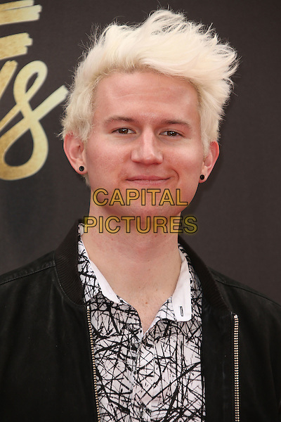 09 April 2016 - Burbank, California - Ricky Dillon. 2016 MTV Movie Awards held at Warner Bros. Studios. <br /> CAP/ADM/SAM<br /> &copy;SAM/ADM/Capital Pictures