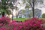 The South Carolina State House in Columbia, South Carolina, USA
