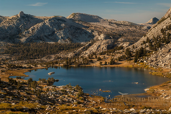 Vogelsang Lake, Yosemite National Park, California