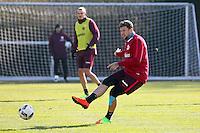 14.02.2017: Eintracht Frankfurt Training
