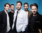 Jun 08, 2018: YOU ME AT SIX - Photosession at Download Festival UK