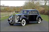 BNPS.co.uk (01202 558833)<br /> Pic: H&amp;H/BNPS<br /> <br /> Rolls Royce Silver Dawn  - &pound;25,000.<br /> <br /> The &pound;1,000,000 garage sale... a stunning collection of luxury cars seized from the personal collection of a Middle Eastern sheikh has emerged. <br /> <br /> The impressive fleet, comprising Ferrari, Rolls-Royce and Bentley motors, has arrived at auction following a high court ruling against their former owner.<br /> <br /> Due to their unusual history many of the cars, all of which were UK based and have unusually low mileages, are being offered at a bargain price.