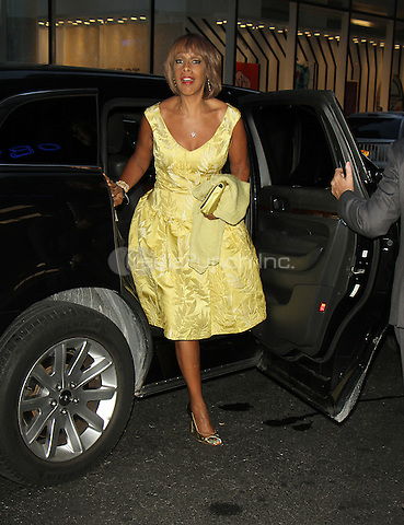 NEW YORK, NY-August 03: Gayle King at Tony Bennett Birthday party in honor of 90 years of Musical Legacy  at the Rainbow Room in New York. NY August 03, 2016. Credit:RW/MediaPunch