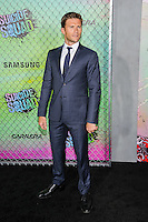 "01 August 2016 - New York, New York - Scott Eastwood. ""Suicide Squad"" World Premiere. Photo Credit: Mario Santoro/AdMedia"