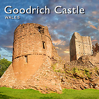 Images of Goodrich Norman Castle | Pictures & Images