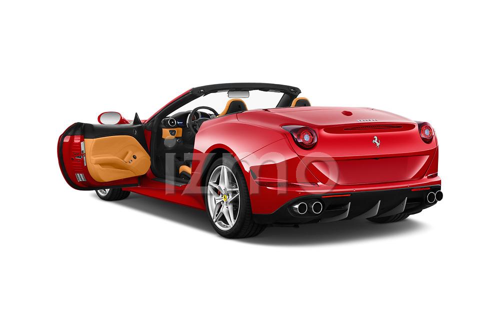 Car images of 2017 Ferrari California-T 2 Door Convertible Doors