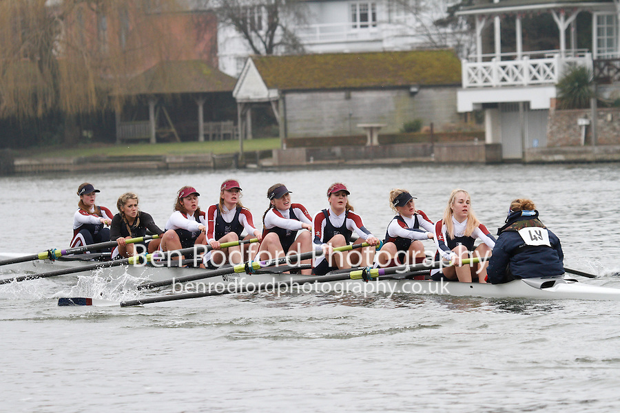 Crew: 49 - Bournemouth Univ  - W.IM3.8+ <br /> <br /> Henley Fours &amp; Eights Head 2017<br /> <br /> To purchase this photo, or to see pricing information for Prints and Downloads, click the blue 'Add to Cart' button at the top-right of the page.