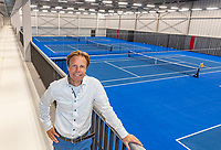 Hilversum, The Netherlands,  August 23, 2019,  Tulip Tennis Center, NSK, KNLTB director Erik Poel<br /> Photo: Tennisimages/Henk Koster