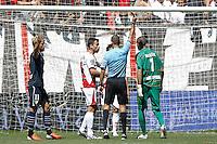 02.09.2012 SPAIN -  La Liga 12/13 Matchday 3rd  match played between Rayo Valelcano vs Sevilla Futbol Club (0-0) at Campo de Vallecas stadium. The picture show Andres Palop Cervera (Spanish Goalkeeper of Sevilla F.C.)