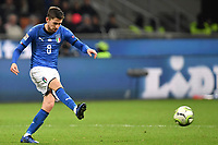 Jorginho of Italy in action during the Nations League League A group 3 football match between Italy and Portugal at stadio Giuseppe Meazza, Milano, November, 17, 2018 <br /> Foto Andrea Staccioli / Insidefoto