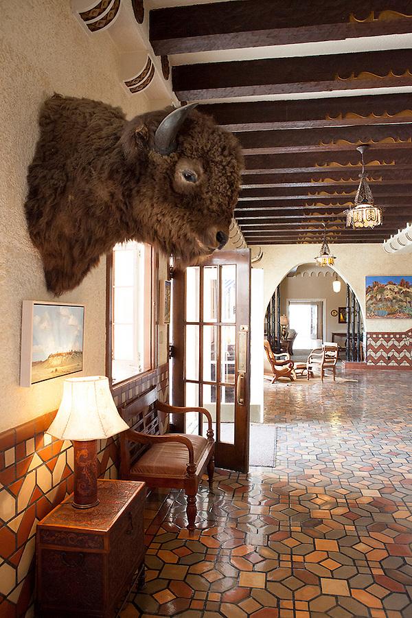 Hotel Paisano in Marfa, Texas