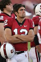 18 November 2006: Derek Belch during Stanford's 30-7 loss to Oregon State at Stanford Stadium in Stanford, CA.