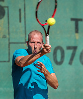 Etten-Leur, The Netherlands, August 27, 2017,  TC Etten, NVK, David Hofman (NED)<br /> Photo: Tennisimages/Henk Koster
