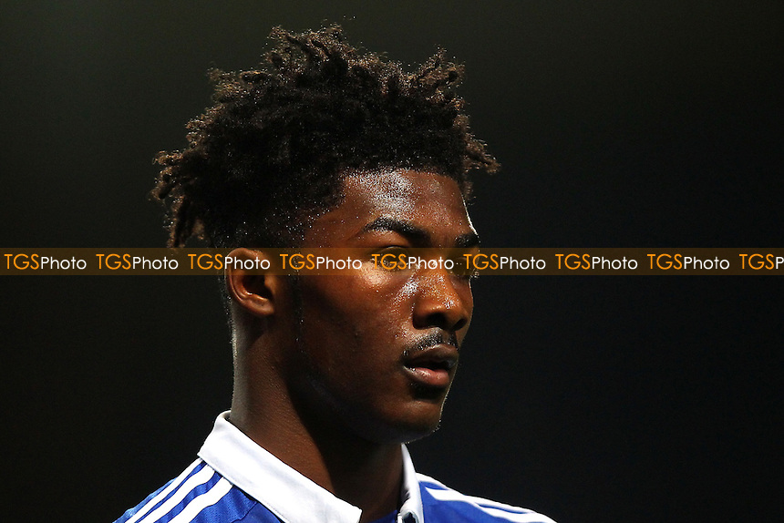 Ainsley Maitland-Niles of Ipswich Town during Ipswich Town vs Middlesbrough at Portman Road