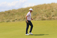 Lucas Bjerregaard (DEN) on the 2nd during Round 1 of the Aberdeen Standard Investments Scottish Open 2019 at The Renaissance Club, North Berwick, Scotland on Thursday 11th July 2019.<br /> Picture:  Thos Caffrey / Golffile<br /> <br /> All photos usage must carry mandatory copyright credit (© Golffile | Thos Caffrey)